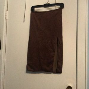 Skirt from Olivaceous